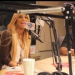 Tamar Drops by FM98 WJLB to Talk K. Michelle, Vince, Baby & More (Watch)