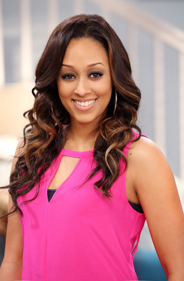 Pictured: Stephanie (Tia Mowry-Hardrict) in INSTANT MOM on Nickelodeon