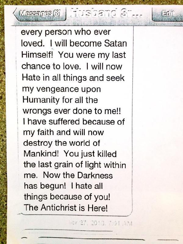 terrence howard satan message