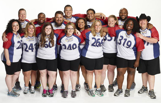 The Biggest Loser - Season 15 cast