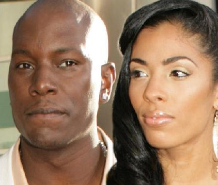 tyrese & ex-wife (norma gibson)
