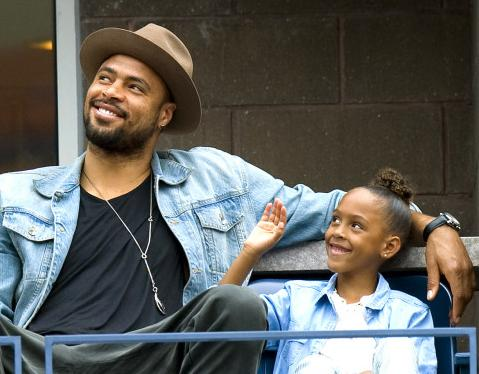 tyson chandler & daughter sacha marie
