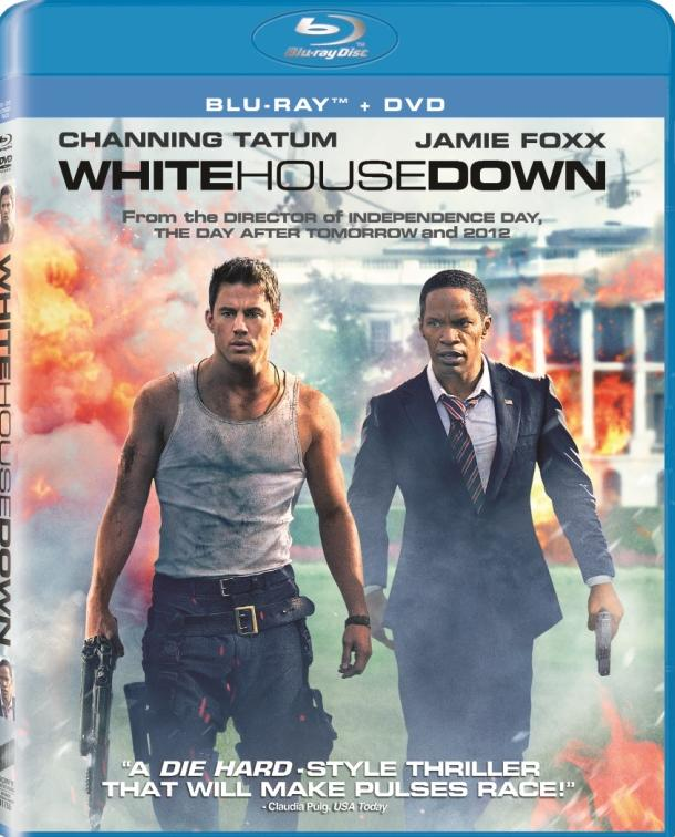 White House Down Dvd 'White House Down' Now...