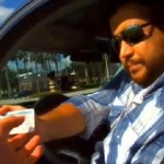 George Zimmerman Pulled Over for Speeding … Again (Watch)