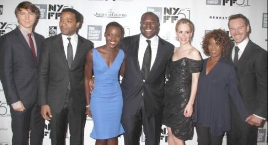 12 years a slave (cast & director)