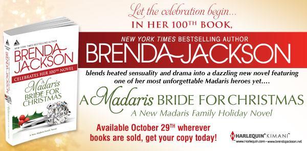 Brenda Jackson, A Madaris Bride600
