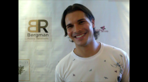 "Gleb Savchenko (""Dancing With The Stars"") on the red carpet at Bergman PR's 4th Annual Style Lounge & Party held at the Fig & Olive in West Hollywood."