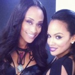 Evelyn Lozada Confirms Talk of Strained Friendship with Tami Roman
