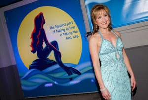 "Jodi Benson, the voice of Ariel in Walt Disney's ""The Little Mermaid"" is honored with The Disney Legends Award, Disney releases three-disk Blu-ray in celebration. Photo by Jemal Countess/WireImage.com"