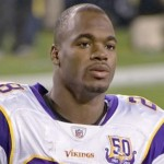 Adrian Peterson's 2-Year-Old Son Dies After Assault by Mother's Boyfriend