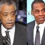 Al Sharpton Defends Jay-Z Amid Barneys Scandal