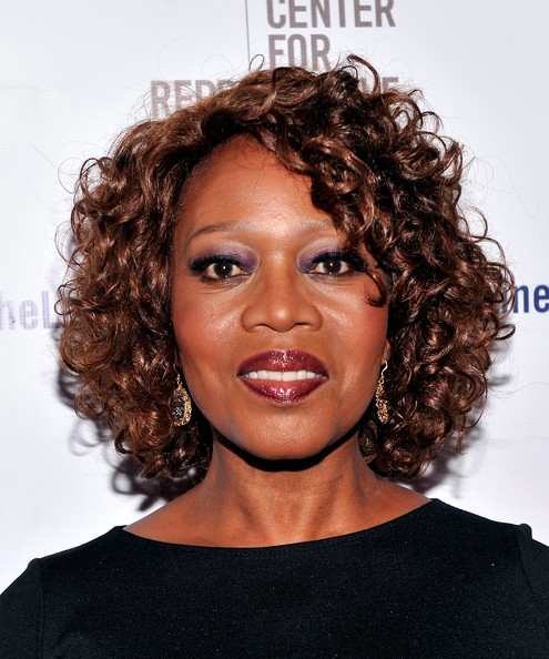 Alfre Woodard attends the Center for Reproductive Rights 2013 Gala at Jazz at Lincoln Center on October 29, 2013 in New York City
