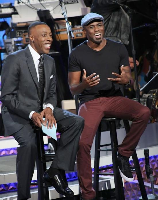 arsenio hall & wayne brady