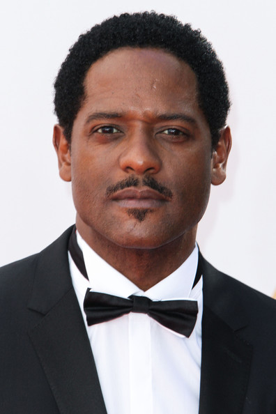 Blair Underwood attends the 65th Annual Primetime Emmy Awards held at Nokia Theatre L.A. Live in Los Angeles