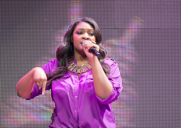 Candice Glover performs during American Idol Live! 2013 at Prudential Center on August 14, 2013 in Newark, New Jersey