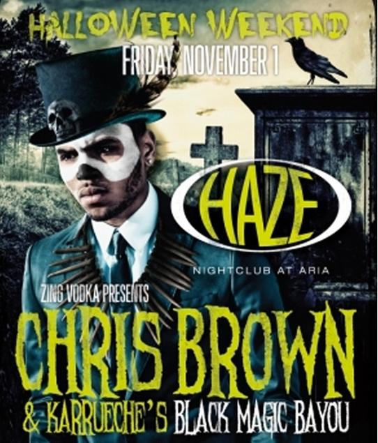 chris brown (halloween)