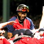 David Ortiz Crowned World Series MVP after Red Sox Win