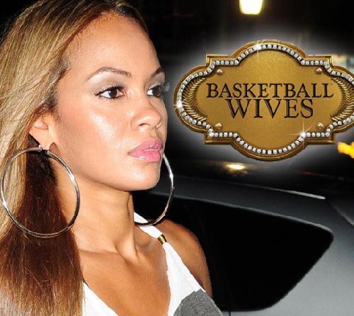 evelyn lozada & basketball wives logo
