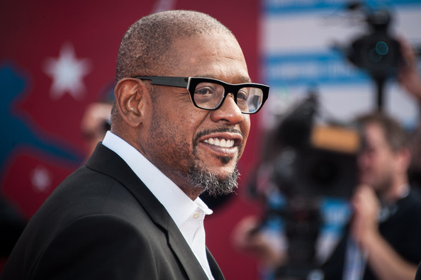 Forest Whitaker arrives at the premiere of the movie 'The Butler' during the 39th Deauville American Festival on August 30, 2013 in Deauville, France
