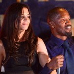 Jamie Foxx Denies Rumors He's Dating Katie Holmes (Video)