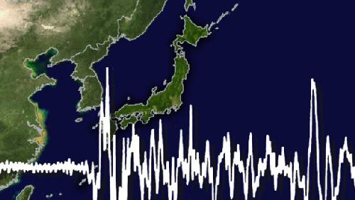 japan earthquake icon