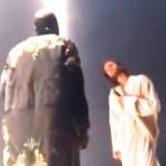 Kanye West Justifies Bringing Jesus Lookalike on Stage