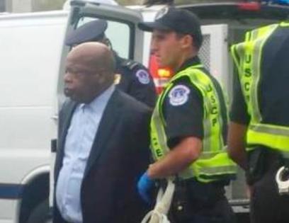john lewis (arrested)