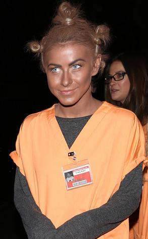 julianne hough blackface 1