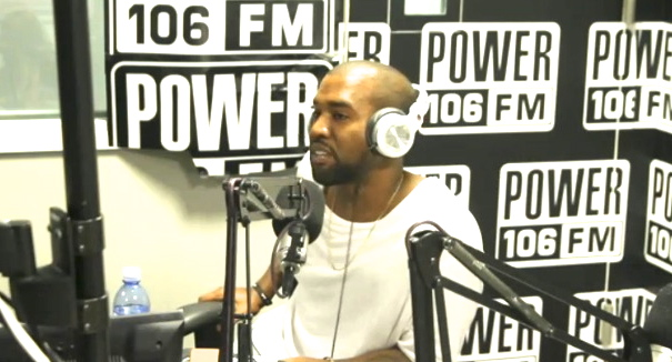 kanye west power 106