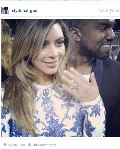 kardashian engagement