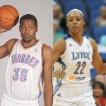 Kevin Durant: Fiancée Has 'More Championships than I Do'