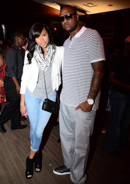 letoya luckett & slim thug