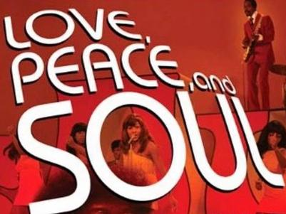 love peace and soul (book cover)
