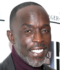 Michael K. Williams Michael K Williams David