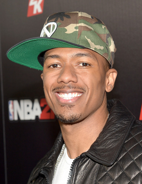 TV personality Nick Cannon attends the NBA 2K14 premiere party at Greystone Manor on September 24, 2013 in West Hollywood