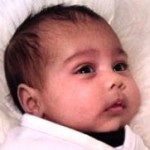 Kim Kardashian Posts New Pic of North West (Photo)