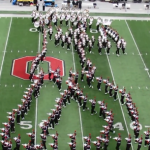 Ohio State Marching Band Does Collective Moonwalk (Watch)