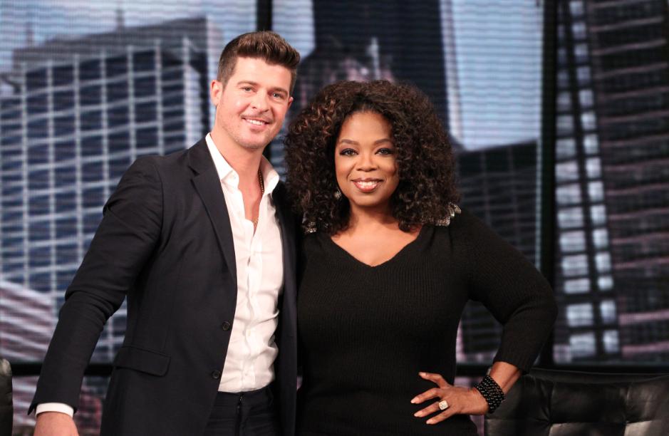 oprah and robin