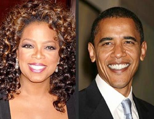 oprah & barack