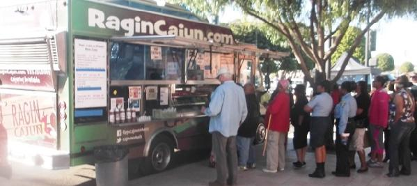 ragin cajun food truck