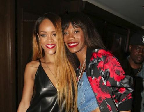 gossip rihanna s nasty catfight with childhood bestie melissa forde. Cars Review. Best American Auto & Cars Review