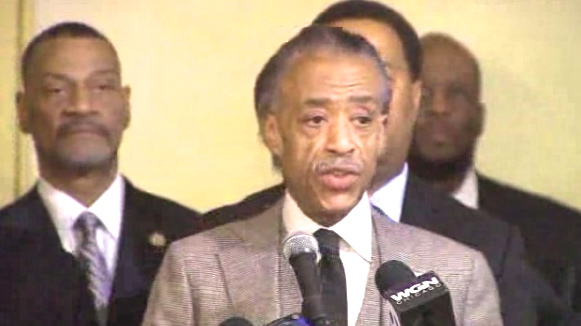 sharpton in chicago