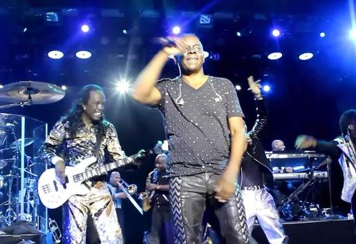earth wind & fire - soul train cruise