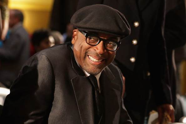 Filmmaker Spike Lee attends a ceremony to posthumously award the Congressional Gold Medal to the four young girls who were killed in the 16th Street Baptist Church bombing at the U.S. Captiol September 10, 2013 in Washington, DC.
