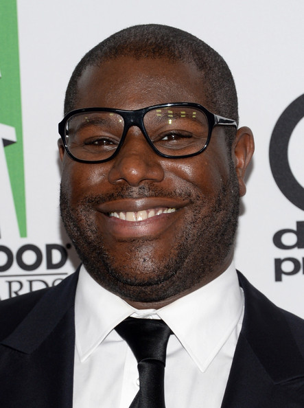 Director Steve McQueen arrives at the 17th annual Hollywood Film Awards at The Beverly Hilton Hotel on October 21, 2013 in Beverly Hills