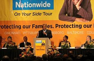 tavis smiley (nationwide ins)