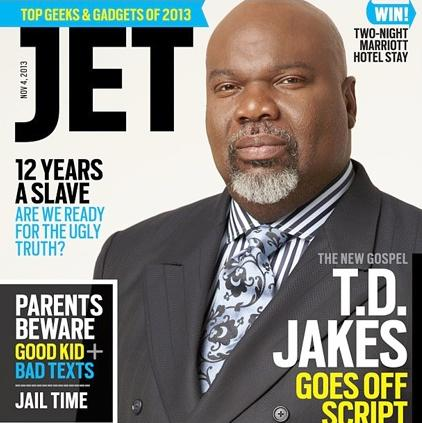 td jakes (jet cover)