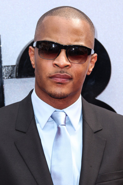 T.I. attends 2013 BET Awards at Nokia Plaza L.A. LIVE in Los Angeles. (June 30, 2013)