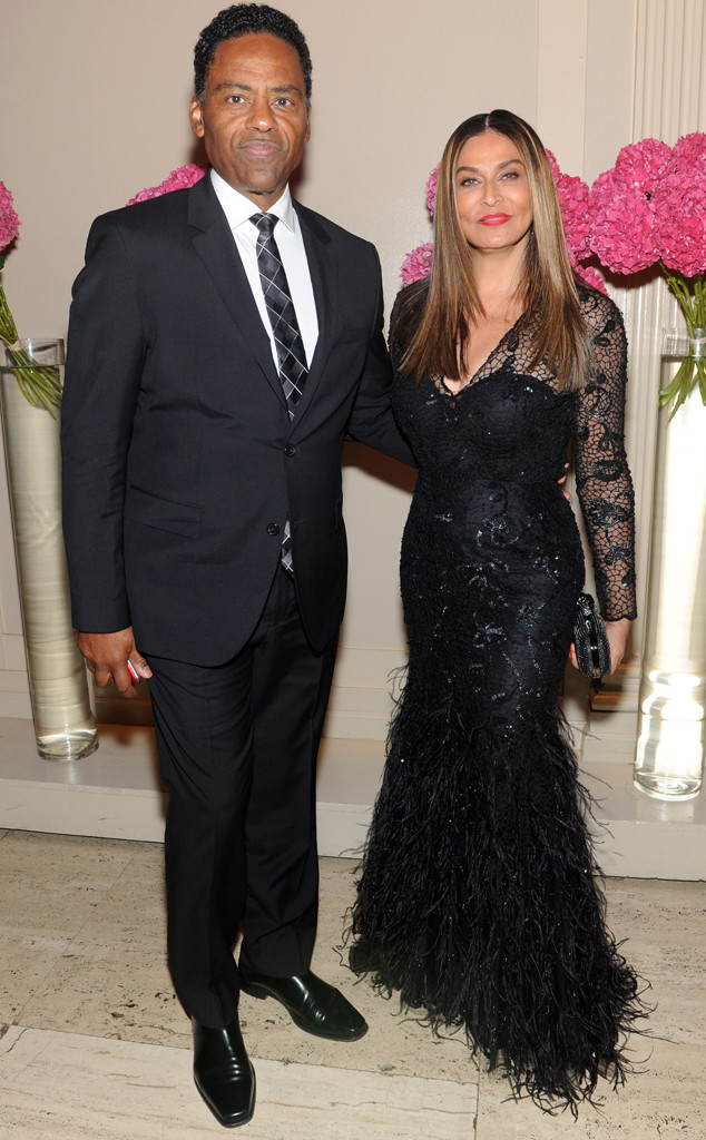 tina knowles and richard lawson