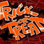 Steven Ivory: Old School Trick-or-Treat